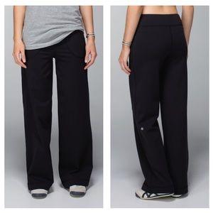 Like-New LULULEMON Black Still Pant (Tall)